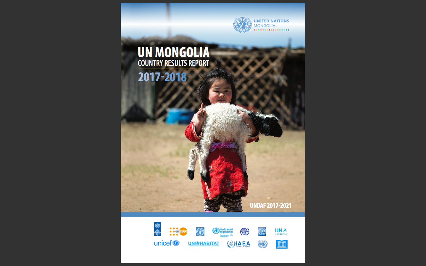 Cover photo by UNFPA