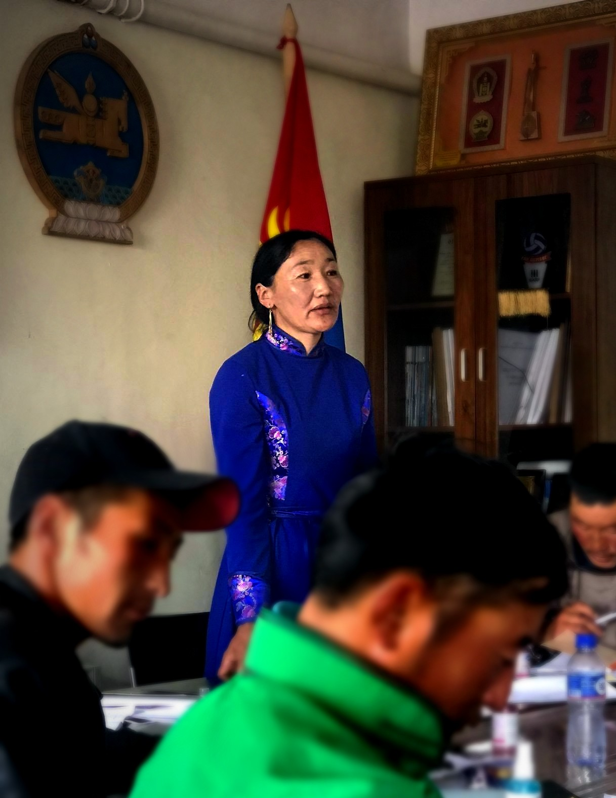 Mongolian herders leverage innovation to battle climate risks