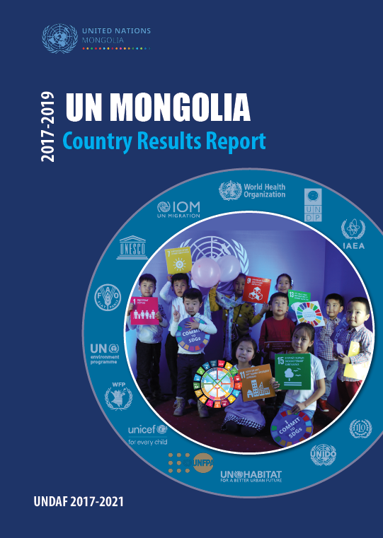 2017-2019 UN Mongolia Country Results Report