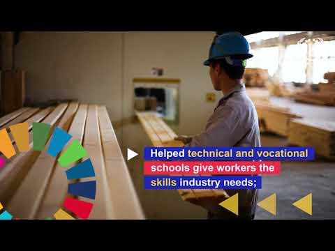 ILO in Mongolia (EN)