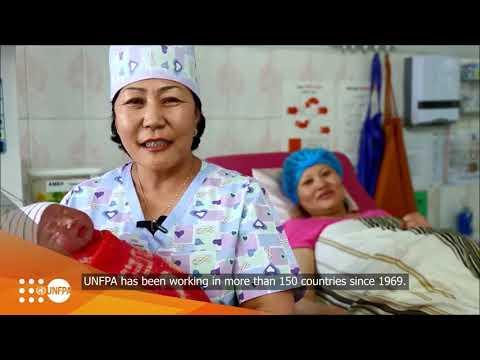 НҮБ-ын Хүн Амын Сан Монгол Улсад