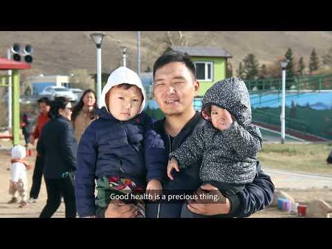 Дэлхийн Эрүүл Мэндийн Байгууллага Монгол Улсад